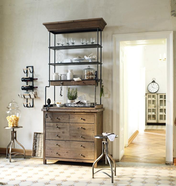104 best Wohnen im Landhausstil images on Pinterest Cottage chic - k che im schrank