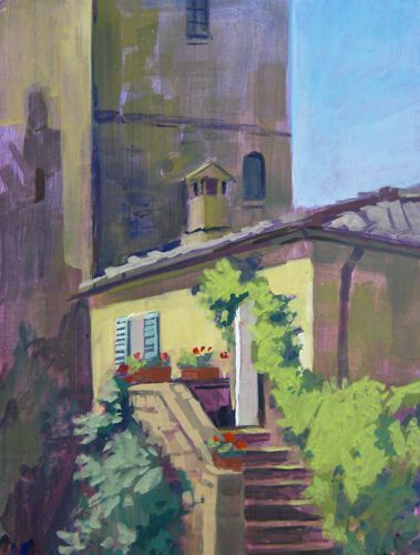 55 best images about bella italia paintings of italy on for Piani casa bagno jill e jill