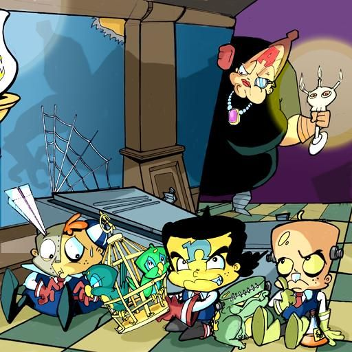 It's pics like this that make me sincerely wish Crash Bandicoot was a cartoon series.... :)