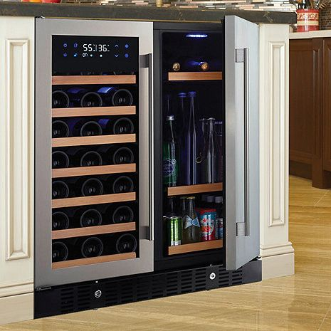 New Build Your Own Refrigerated Wine Cabinet