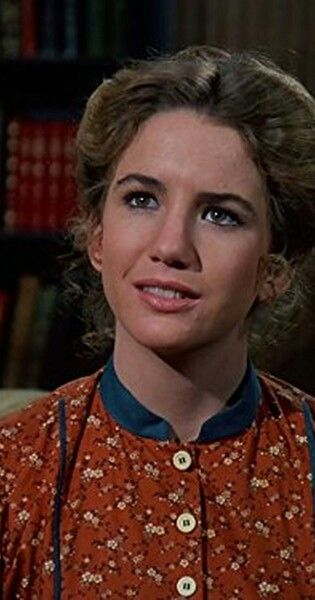 Melissa Gilbert as Laura Ingalls Wilder