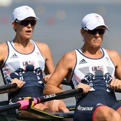 Rio 2016 Olympic Games - USA Team in Women's Double Sculls Semifinals