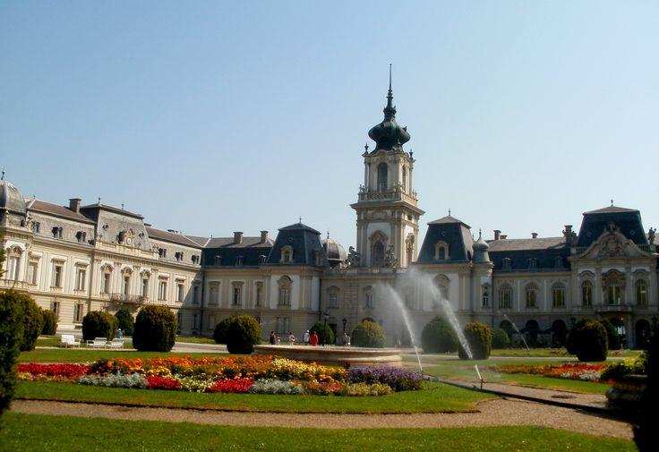 Festetics kastély, Keszthely, Hungary