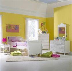 Hillsdale Lauren Full Sleigh Bedroom Set