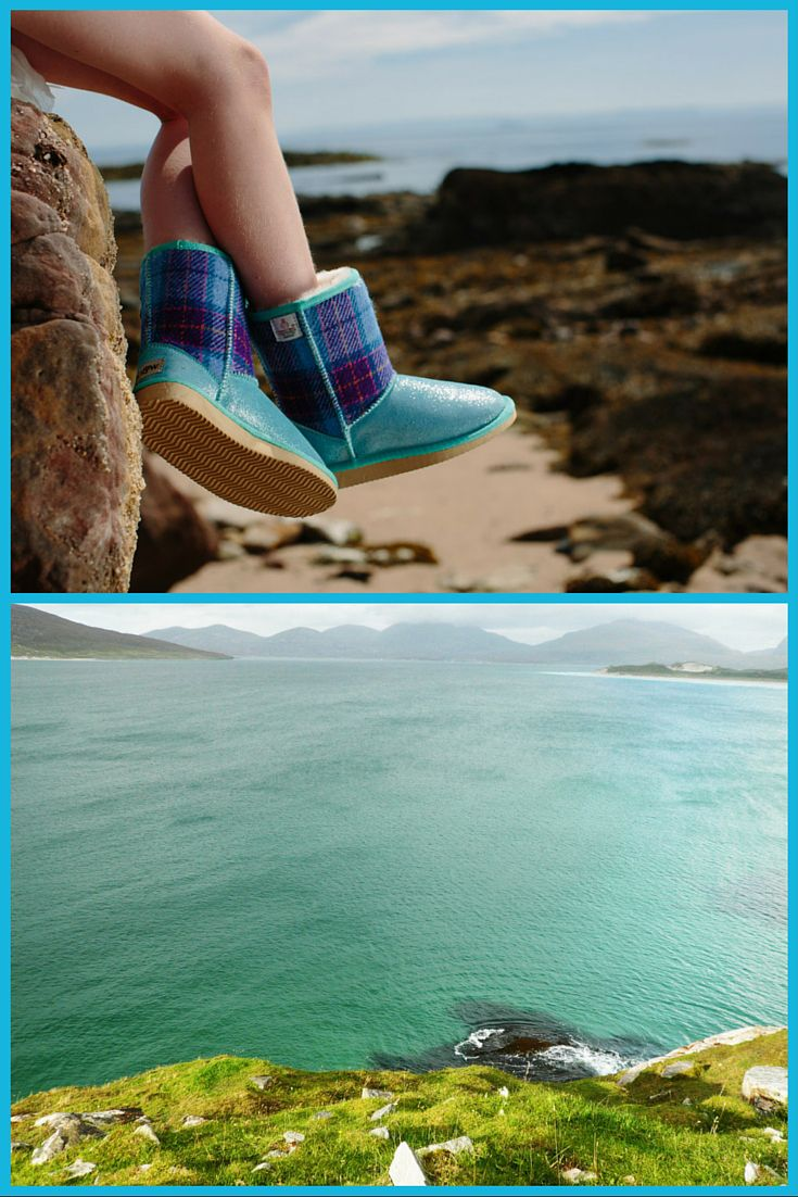 It's easy to see where #HarrisTweed get their inspiration from.