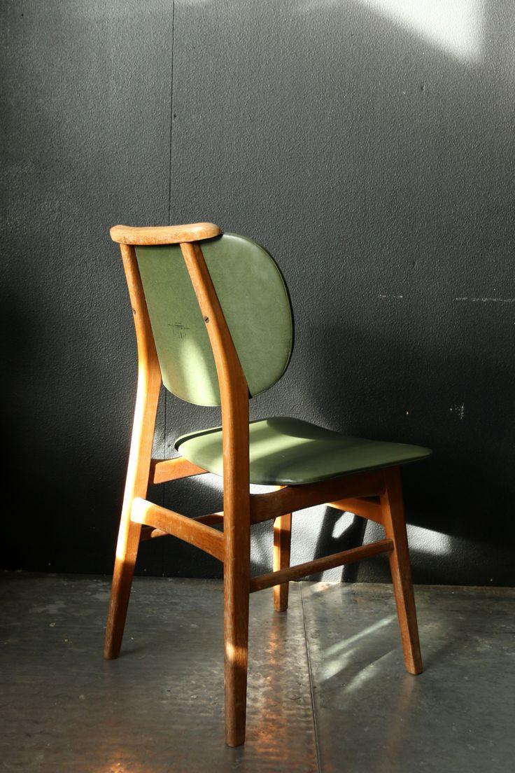 25 beste idee n over groene stoelen op pinterest niet for Groene stoel