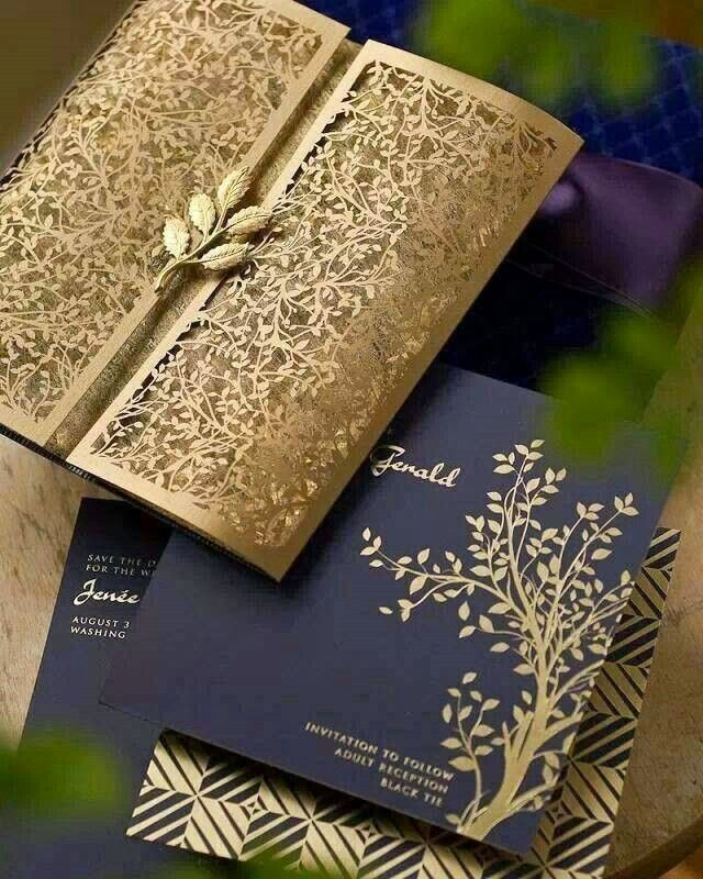 Invitation sets the tone for a wedding, they build anticipation, excitement and hint to guests what type of wedding they will be attending. ...