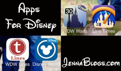 All of the apps you need: Disney World with Toddlers: My Recommendations for Planning a Successful Trip