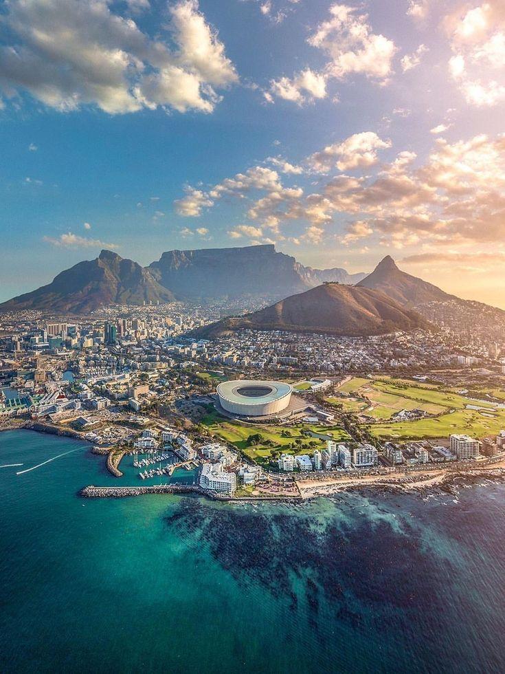 Картинки города африка