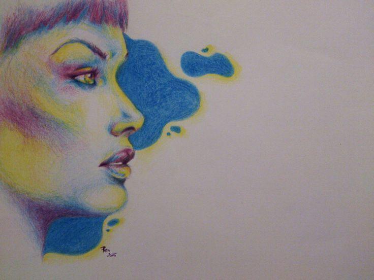 Alice Kelson by DarwiO