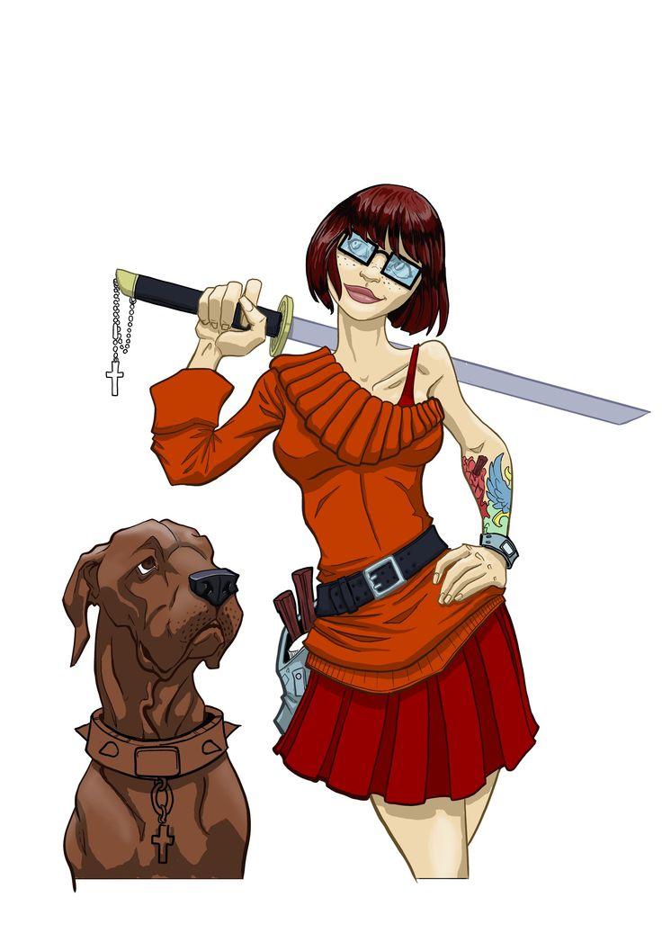 Velma Kicks Ass