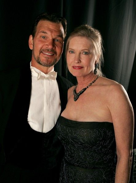 Patrick Swayze and Lisa Niemi Photos Photos - Classic Images of Patrick Swayze - Zimbio