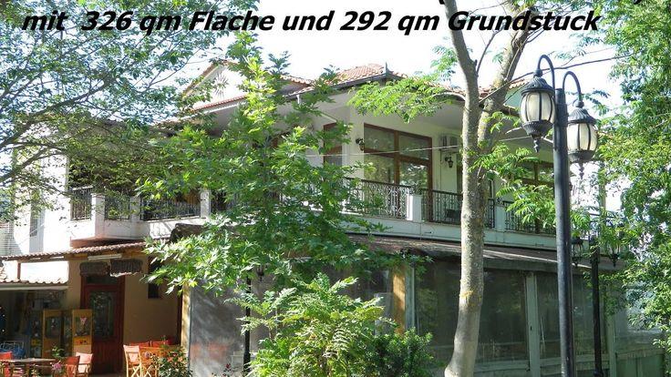 Kleine Pension mit Restaurant   Café Pizzeria  mit  326 qm Fläche und 29...