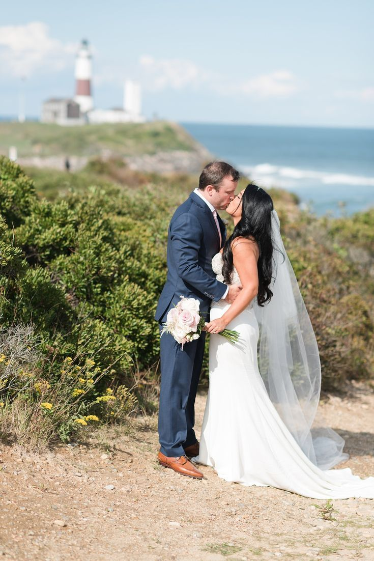 Hamptons Beach Wedding At Navy Montauk By Jessica Haley Weddings New York Pinterest Hampton Portraits And