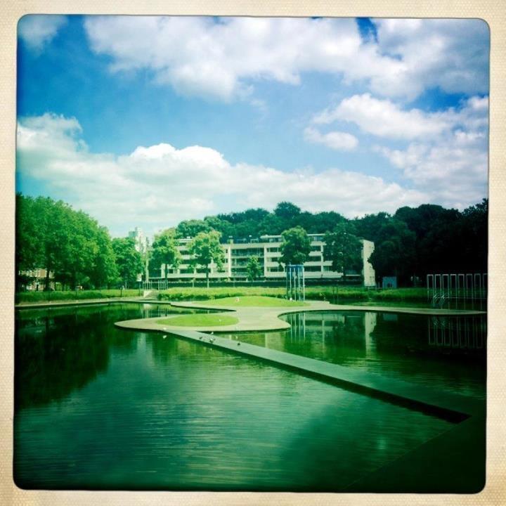 Kromhoutpark Tilburg