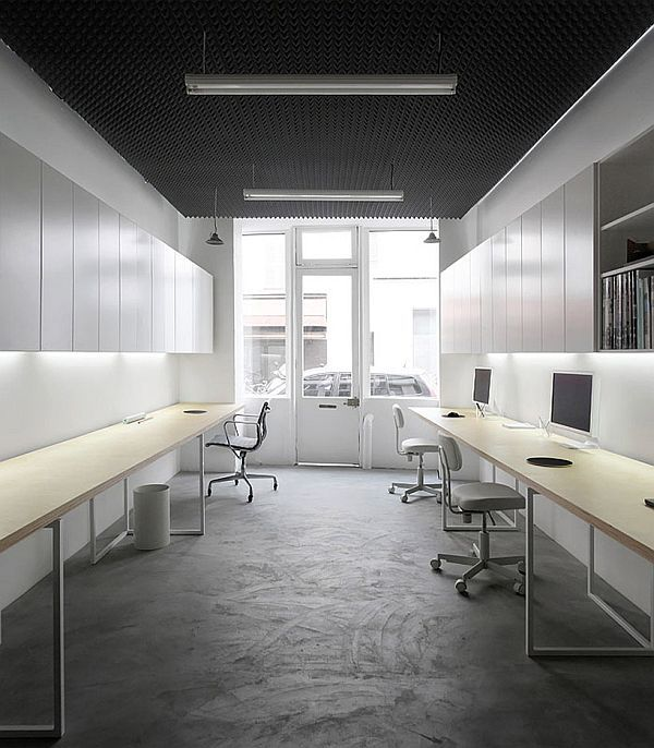 241 best office design images on pinterest office for Buro design luxembourg