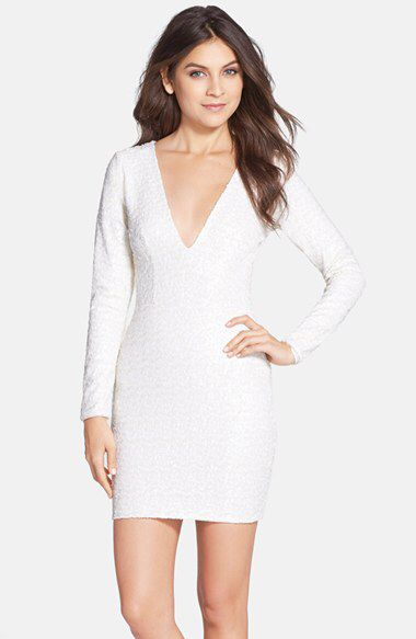 Check out my latest find from Nordstrom: http://shop.nordstrom.com/S/3924314  Dress the Population Dress the Population 'Bridget' Sequin V-Neck Body-Con Dress  - Sent from the Nordstrom app on my iPhone (Get it free on the App Store at http://itunes.apple.com/us/app/nordstrom/id474349412?ls=1&mt=8)
