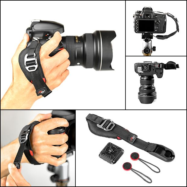 I would need one since I'm always carrying the camera in my hand