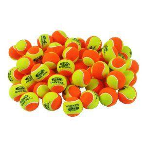 Gamma Quick Kids 60 Ball (60/Pack, Orange/Yellow)