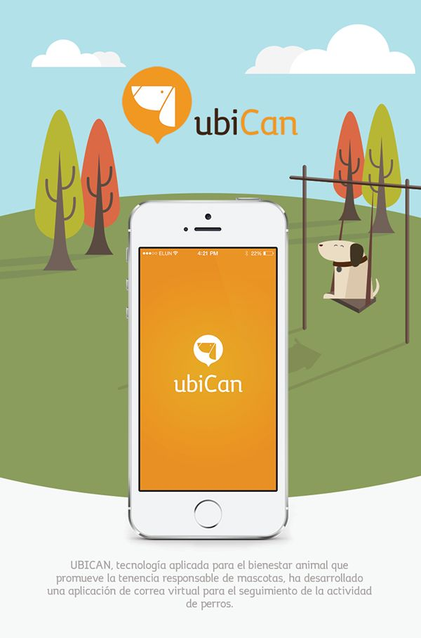Ubican App on App Design Served