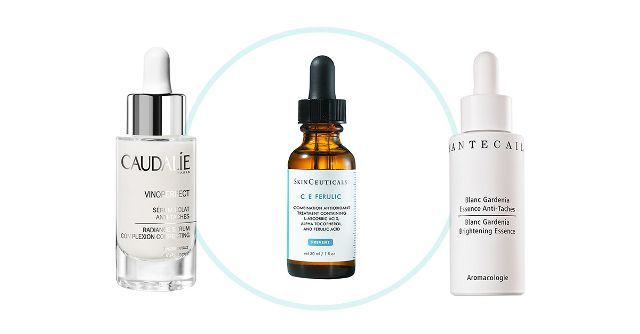 These brightening serums will eradicate dark spots and give you covetable luminosity.