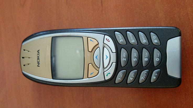 Nokia 6310i memories