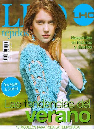 LHO Tejidos 11 - Melina Tejidos - Álbuns da web do Picasa