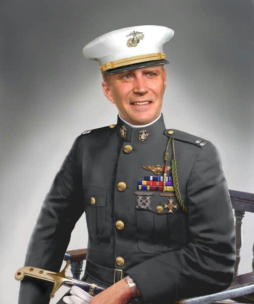 Marines Enlisted Uniform USMC Officer Uniform, ...
