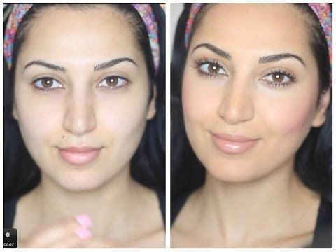 maybelline bb cream makeup tutorial