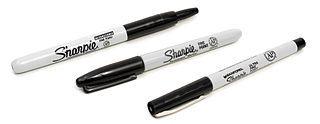 how to erase sharpie marker