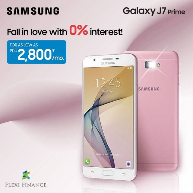 It's your #TimeToPrime this Valentine's Day! Give your loved one a #GalaxyJ7PrimePH with Flexi Finance for as low as P2,800 at 0% Interest for 4 months. No credit card needed! Learn more about the J7 Prime here: http://spr.ly/GalaxyJ7PrimePH. #fashion #style #stylish #love #me #cute #photooftheday #nails #hair #beauty #beautiful #design #model #dress #shoes #heels #styles #outfit #purse #jewelry #shopping #glam #cheerfriends #bestfriends #cheer #friends #indianapolis #cheerleader…