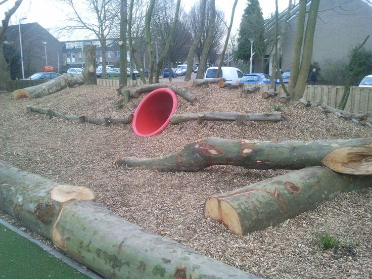 groen schoolplein 2 vanDaalen tuinontwerp