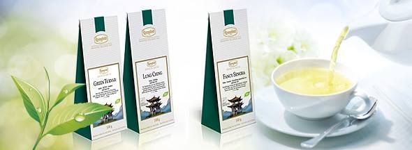 Ronnefeldt Green Teas - Relax with a cup of our delicious Green Tea  #Ronnefeldt #GreenTea