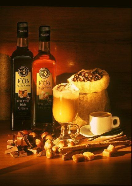 Готовим ирландский кофе
