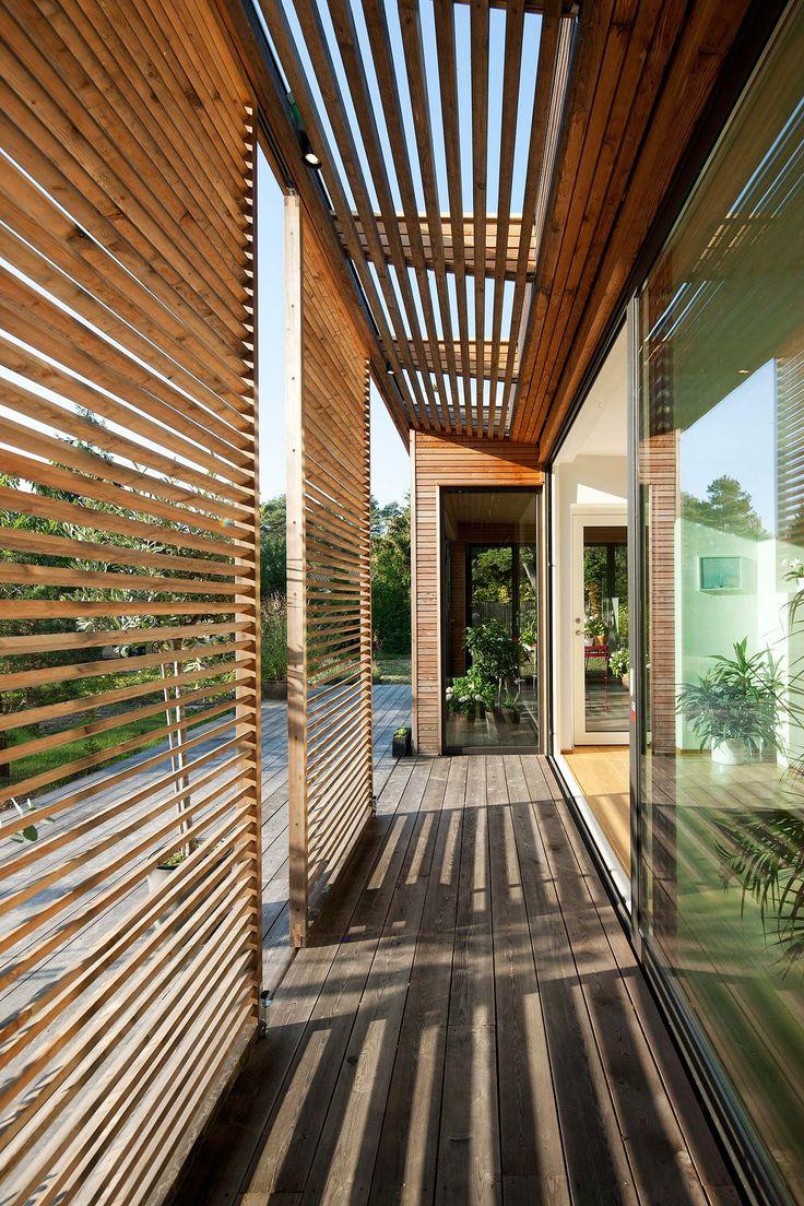 Villa Håkansson Tegman - Johan Sundberg Arkitektur i samarbete med Mattias Andréasson, BAARK. Fotograf: Kasper Dudzik. 2009.