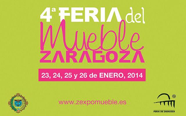 4ª FERIA del Mueble Zaragoza. Catálogo http://areadeservicio.es/4a-feria-del-mueble-zaragoza/