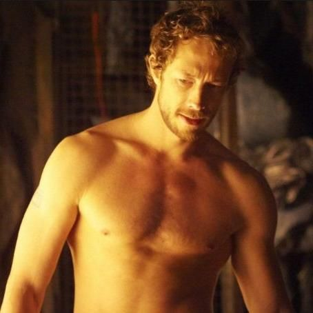 Dyson from Lost Girl, Kris Holden-Ried.   Could I just have this blown up to the size of my wall please? Thanks.