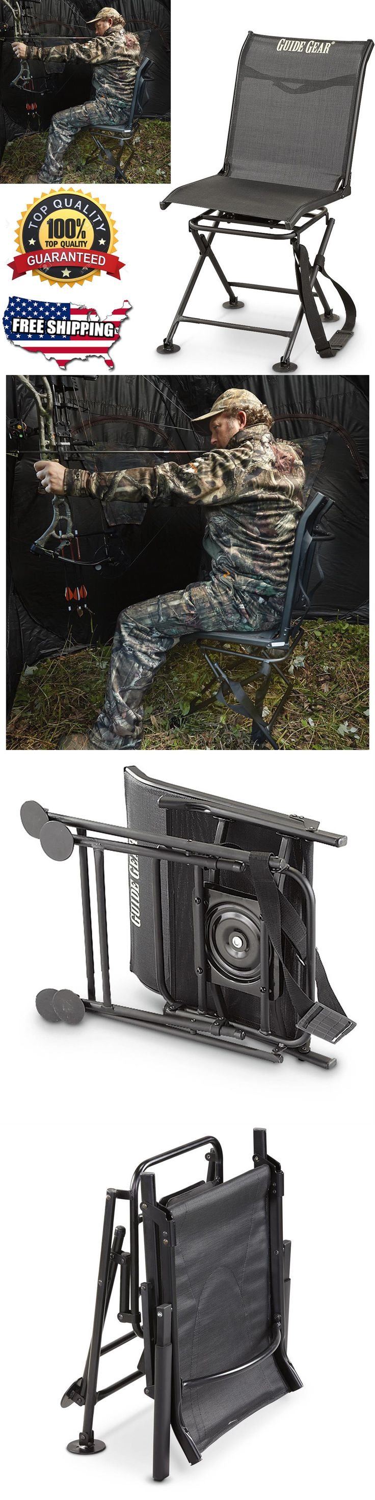 100 [ Ground Blind Chair Hunting ]