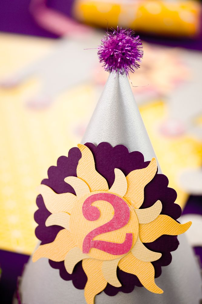 Rapunzel/Tangled Birthday Party (ideas)
