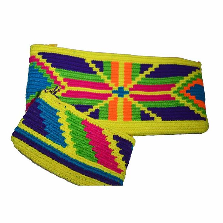 Wayuu Combo Accessory & Coin Bags – Design – 114  $45$  #wayuu #wayuumochila #wayuubag #wayuumochilabags #products #wayuuaccesory #coinbag #bohohobo #handmade  https://wayuu-mochila-bags.com/shop/accessory-products/wayuu-accessory-bags/authentic-wayuu-combo-accessory-coin-bags-100-colombian-finest-handmade-114/