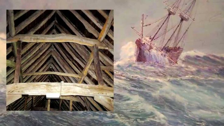 What became of the ship Mayflower - Paul Harvey