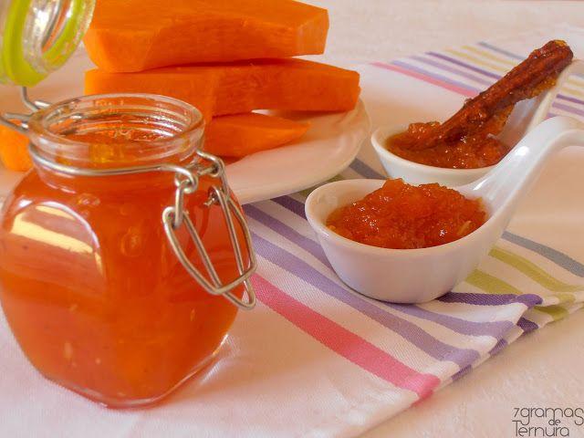 Chutney de Abóbora