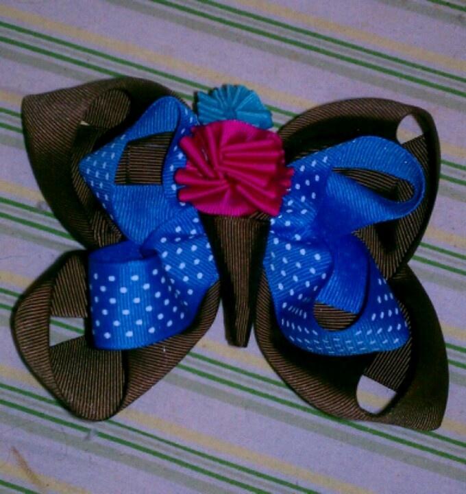 Icecream bow
