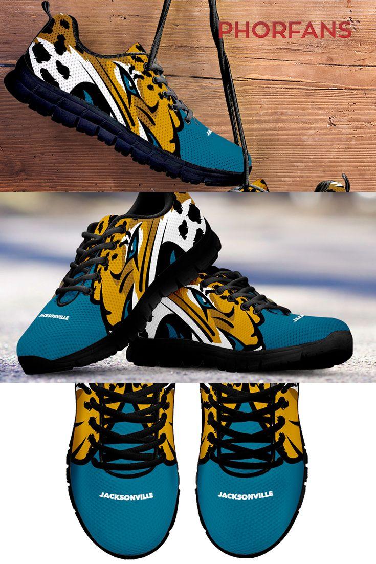 Jacksonville Jaguar Shoes | Jags Stuff | Jaguars football