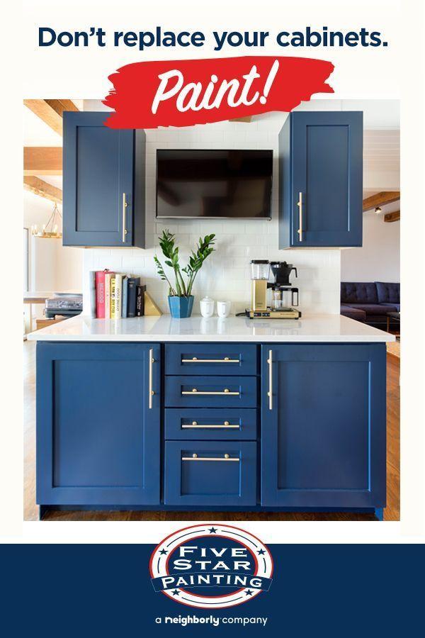 Schedule Estimate Five Star Painting In 2020 Kitchen Remodel Kitchen Design Kitchen Design Small