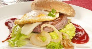★Receta de Hamburguesa de ternera