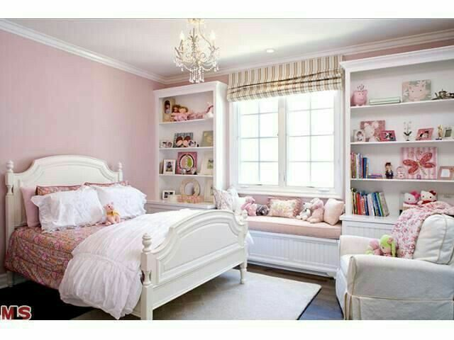 Girl's room idea