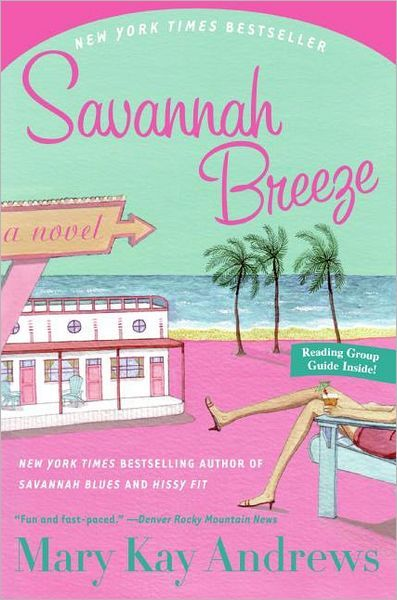 Savannah Breeze by Mary Kay Andrews