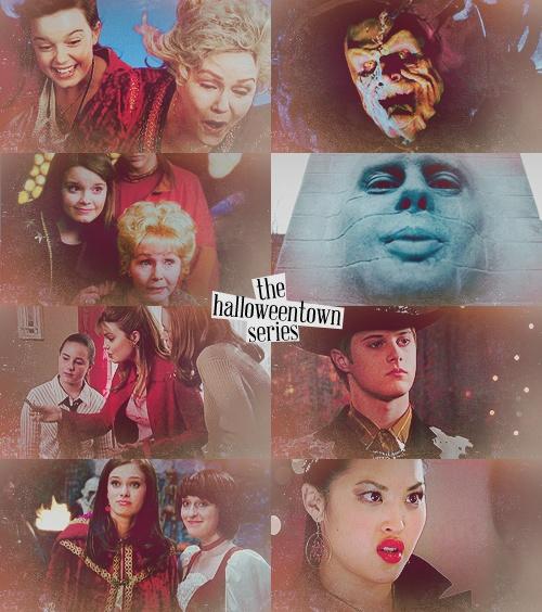 Halloweentown. my favorite Disney movie