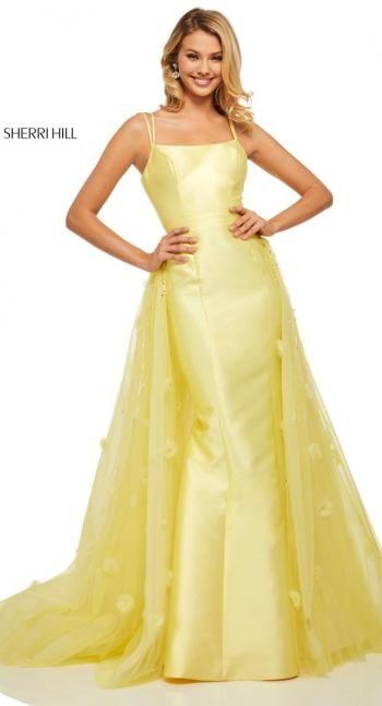 c6ec72acc7 Sherri Hill Dress 52638